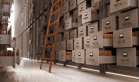 Warehouse Document Storage